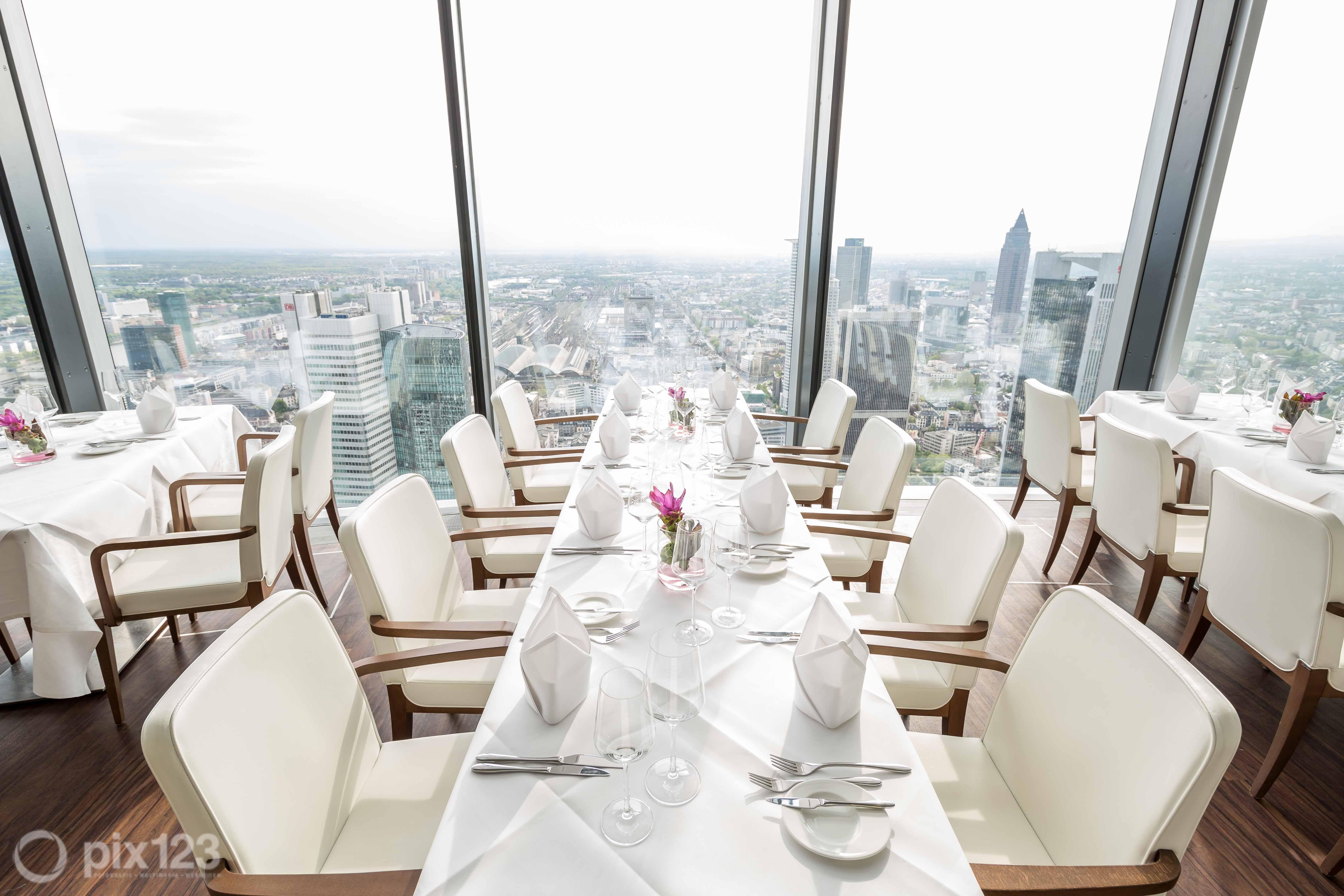 Main Tower Restaurant Speisekarte